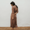 Vestido Pipa estampado de Chiribita por detras